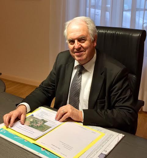 Alain Boulanger, Maire