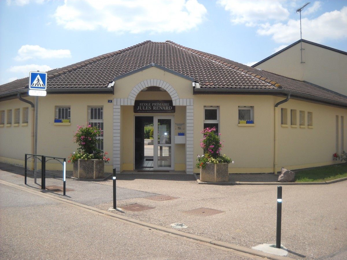 Ecole Jules Renard Fléville