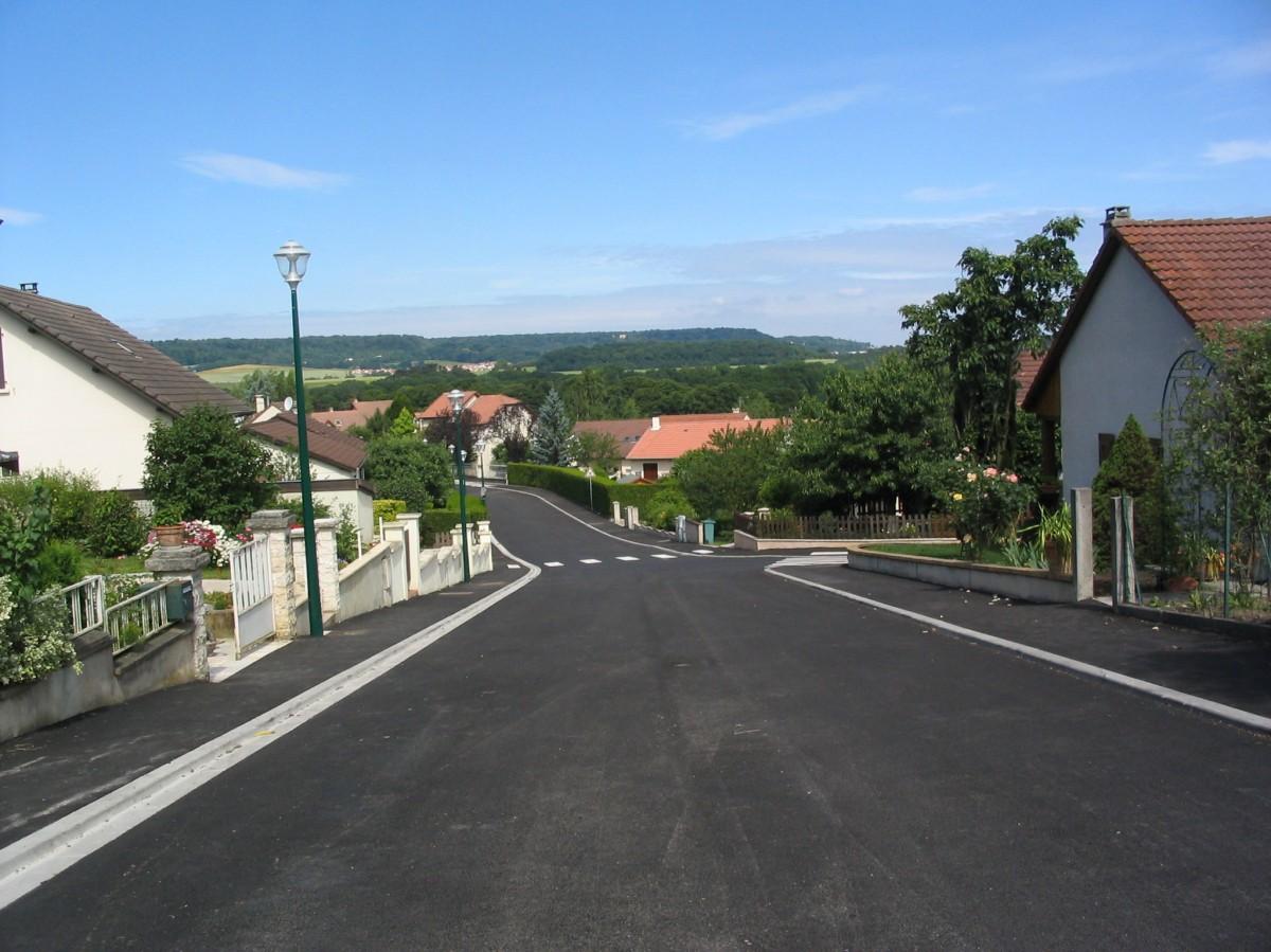 Rue de Fléville