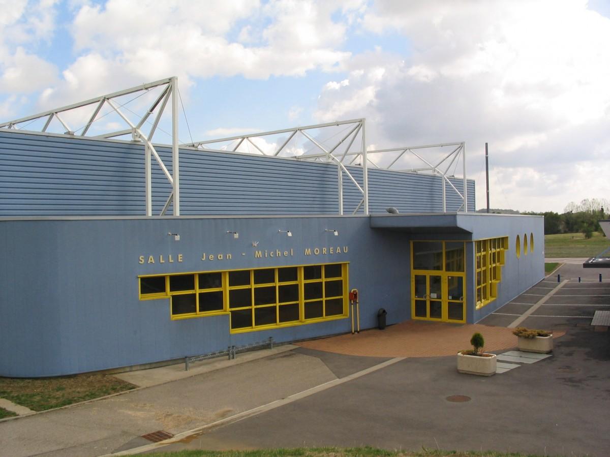 Salle des Sports J-M Moreau