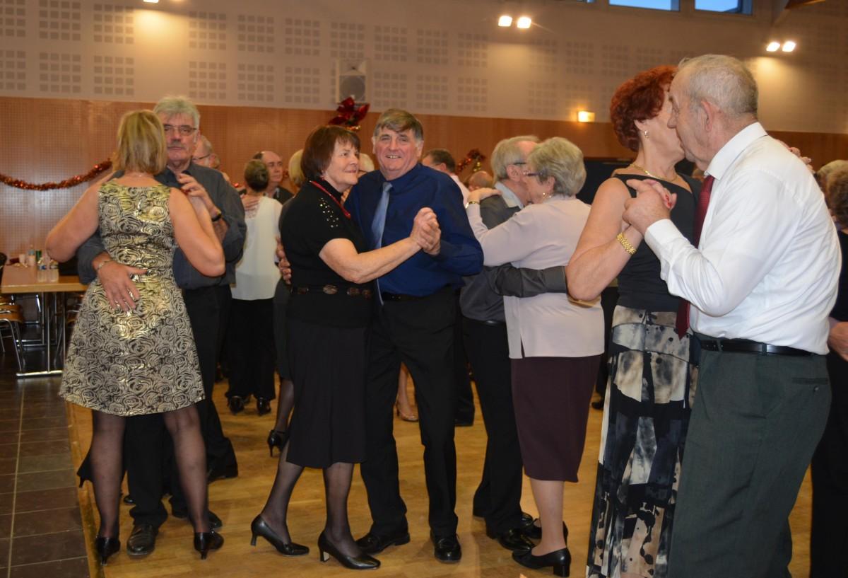 Thés dansants à Fléville